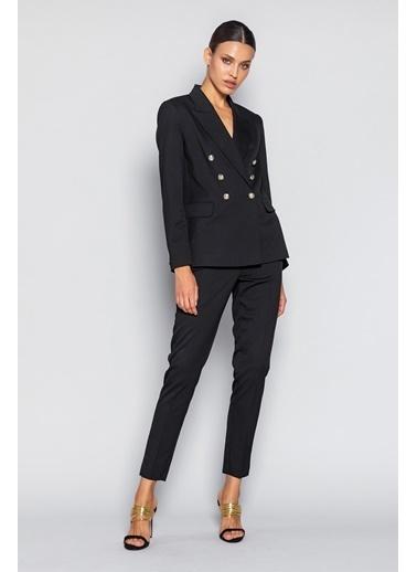Ashleys Ceket Siyah